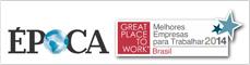 Selo Melhores Empresas - Época