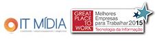 Selo Melhores Empresas - IT Mídia