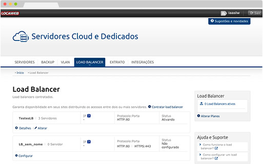 Escalabilidade Horizontal Cloud Server