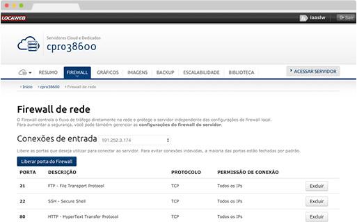 Firewall de Rede