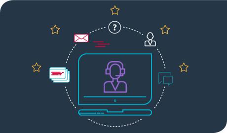 Suporte ao cliente, Inside Sales, Cobrança e Retenção de Clientes