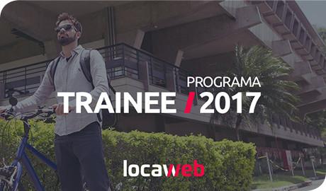 Programa de Trainee Locaweb