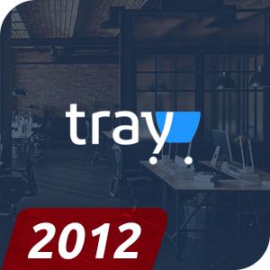 Iniciamos nossa estratégia de aquisições com a compra da Tray e assim, entramos no mercado de e-commerce.